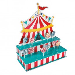 Circus Lollipop Stand | Circus Party Supplies