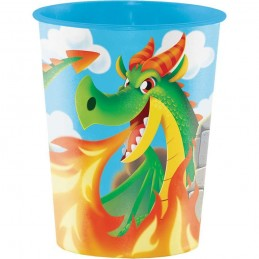 Dragons Plastic Cup