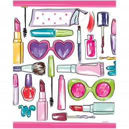 Spa Party Loot Bags (Pack of 8) | Spa Party Party Supplies