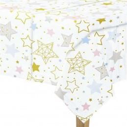 Twinkle Twinkle Little Star Plastic Tablecloth