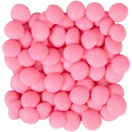Wilton Bright Pink Candy Melts Drizzle Pouch (56g)
