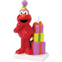 Wilton Elmo Birthday Candle
