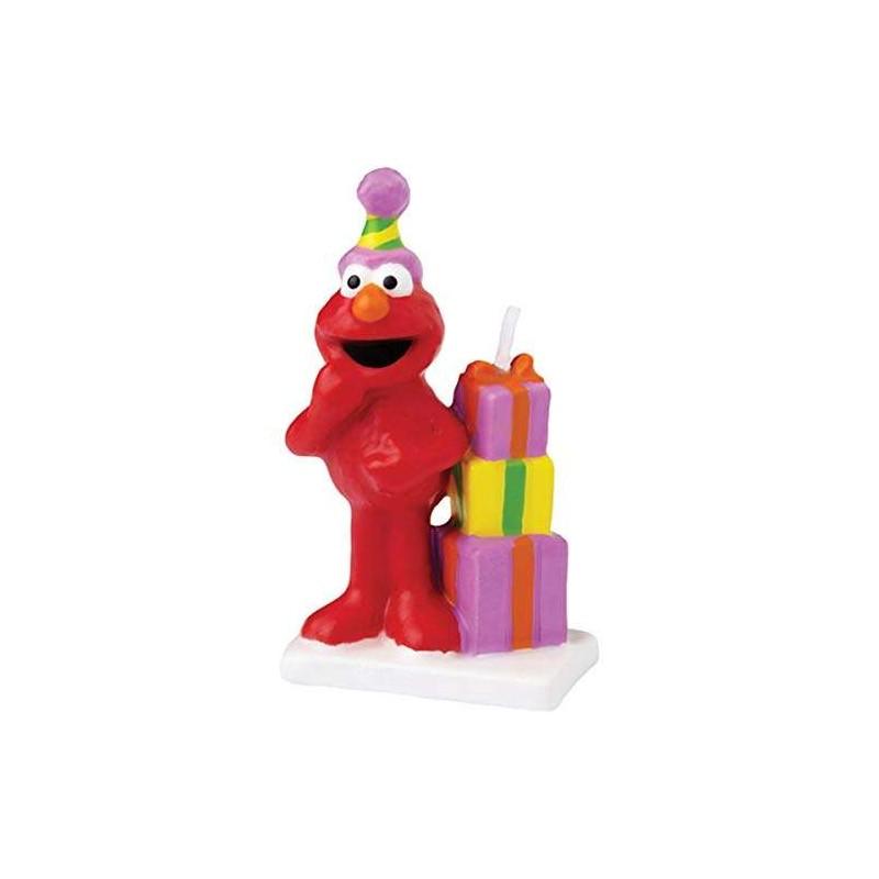 Wilton Elmo Birthday Candle Sesame Street Party Supplies Who Wants 2 Party