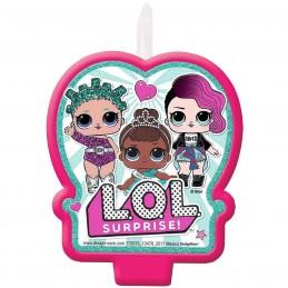LOL Surprise Candle | LOL Surprise Party Supplies