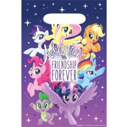 My Little Pony Loot Bags (Pack of 8)