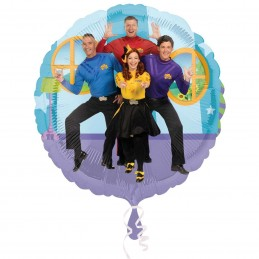 The Wiggles Foil Helium Balloon