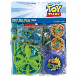 Toy Story 4 Party Favours (48 Piece) | Toy Story Party Supplies