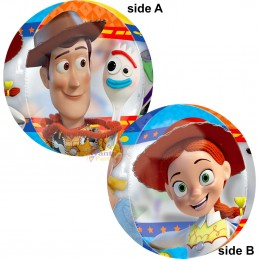Toy Story 4 See-Thru Orbz Balloon
