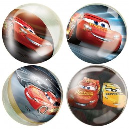 Disney Cars 3 Bouncy Balls (Pack of 4) | Cars Party Supplies