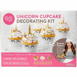 Wilton Unicorn Cupcake...