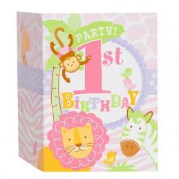 Girls Safari 1st Birthday...
