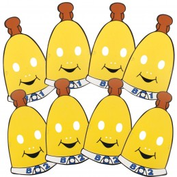 Bananas in Pyjamas Paper...