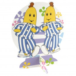 Bananas in Pyjamas Table...