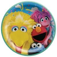 Sesame Street Party Supplies | Elmo Party Supplies - Who Wants 2 Party Australia