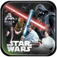 Star Wars Party Supplies | Star Wars Birthday Decorations - Who Wants 2 Party Australia