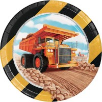 Construction Party Supplies | Construction Birthday Decorations - Who Wants 2 Party Australia