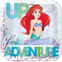 Ariel Little Mermaid Party Supplies | Disney Princess Birthday Party - Who Wants 2 Party Australia