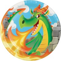 Dragons Party Supplies | Medieval Dragon Party Supplies - Who Wants 2 Party Australia