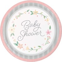 Farmhouse Floral Baby Shower Party Supplies - Who Wants 2 Party Australia