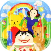 Play School Party Supplies | Play School Party Pack - Who Wants 2 Party Australia