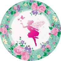 Floral Fairy Sparkle Party Supplies | Fairy Birthday Decorations - Who Wants 2 Party Australia