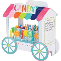 Candy Buffet Treat Stands & Decorations  - Who Wants 2 Party Australia