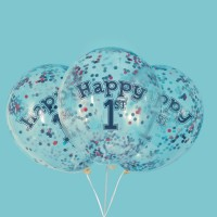 1st Birthday Party Balloons | 1st Birthday Party Supplies - Who Wants 2 Party Australia