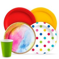 Rainbow Party Supplies | Coloured Party Supplies & Decorations - Who Wants 2 Party Australia