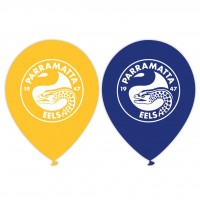 Rugby League NRL Balloons